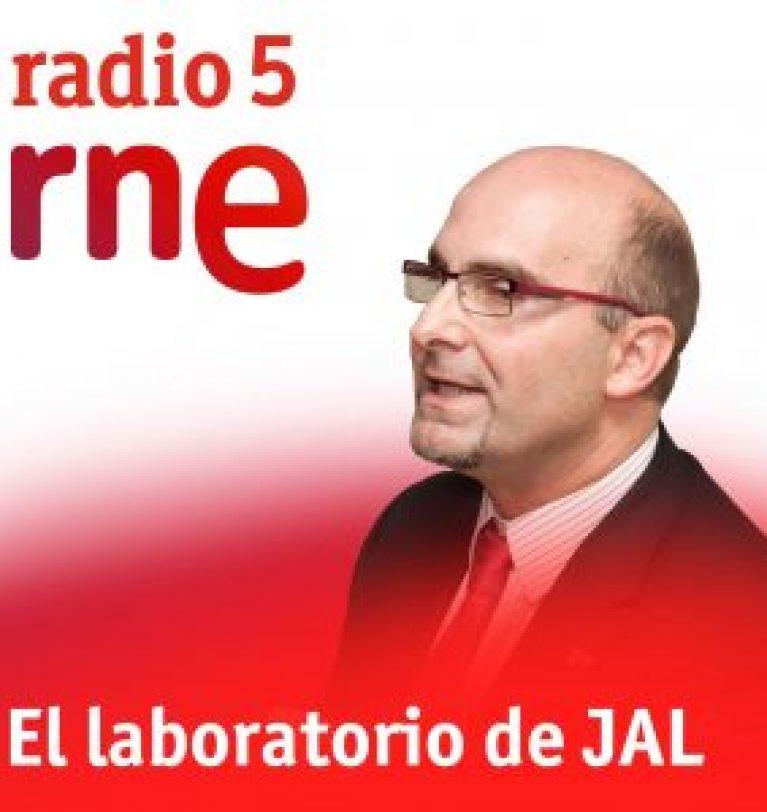 Symborg en Radio Nacional