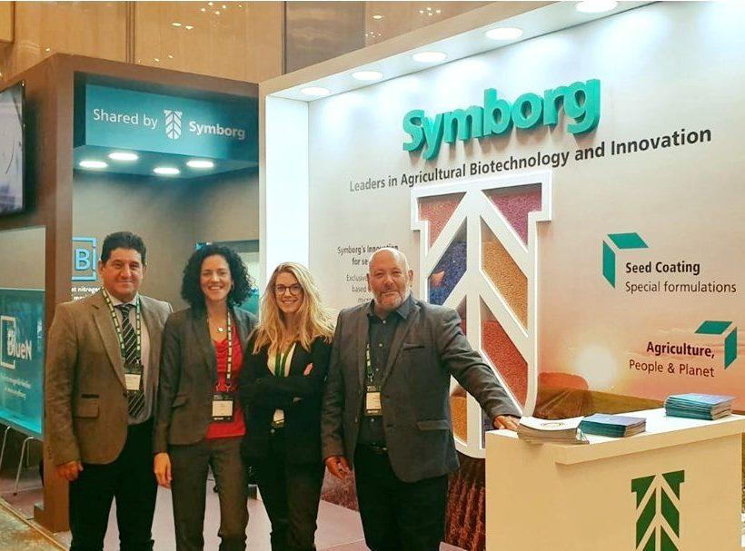 Symborg muestra sus soluciones biotecnológicas para semillas en Buenos Aires