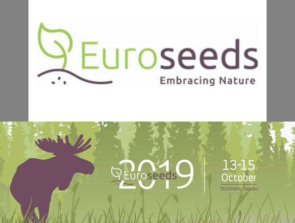 La biotecnología de Symborg para semillas en el Euroseeds Congress de Estocolmo