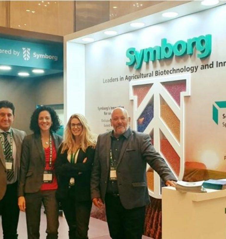 La biotechnologie de Symborg appliquée aux semences sera présente au Euroseed Congress (Stockholm, en Suède)
