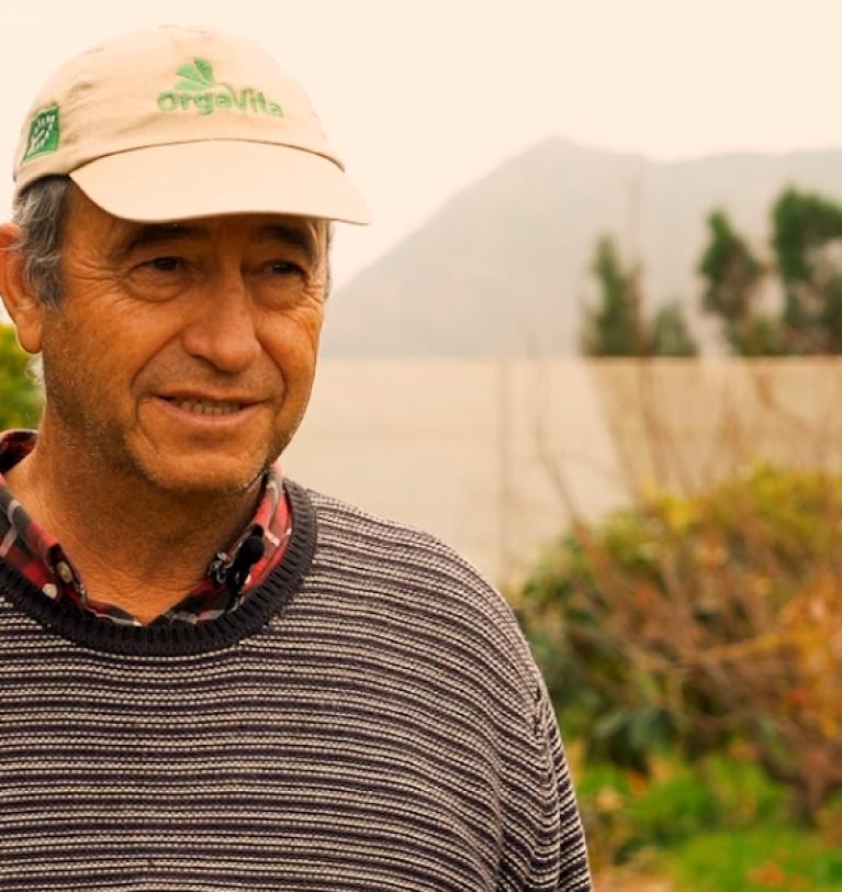 """Ramón Navia habla del Glomus Iranicum: """"fue la primera micorriza que vi que funcionaba"""""""